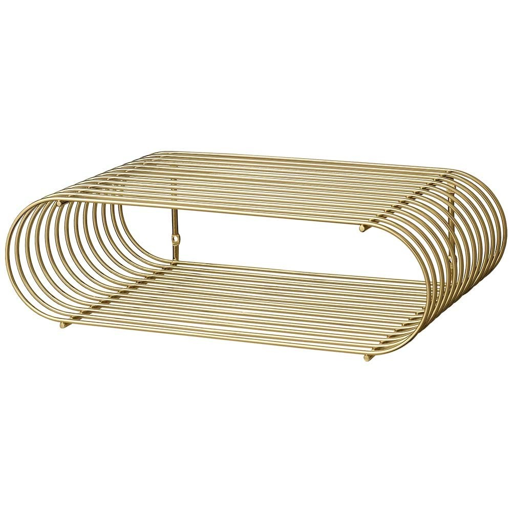 Curva shelf gold AYTM