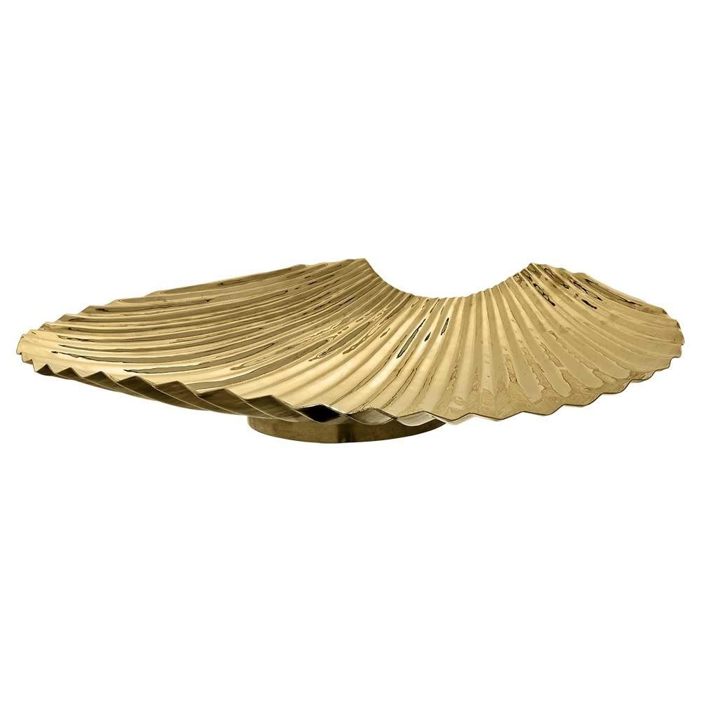 Concha dish gold AYTM