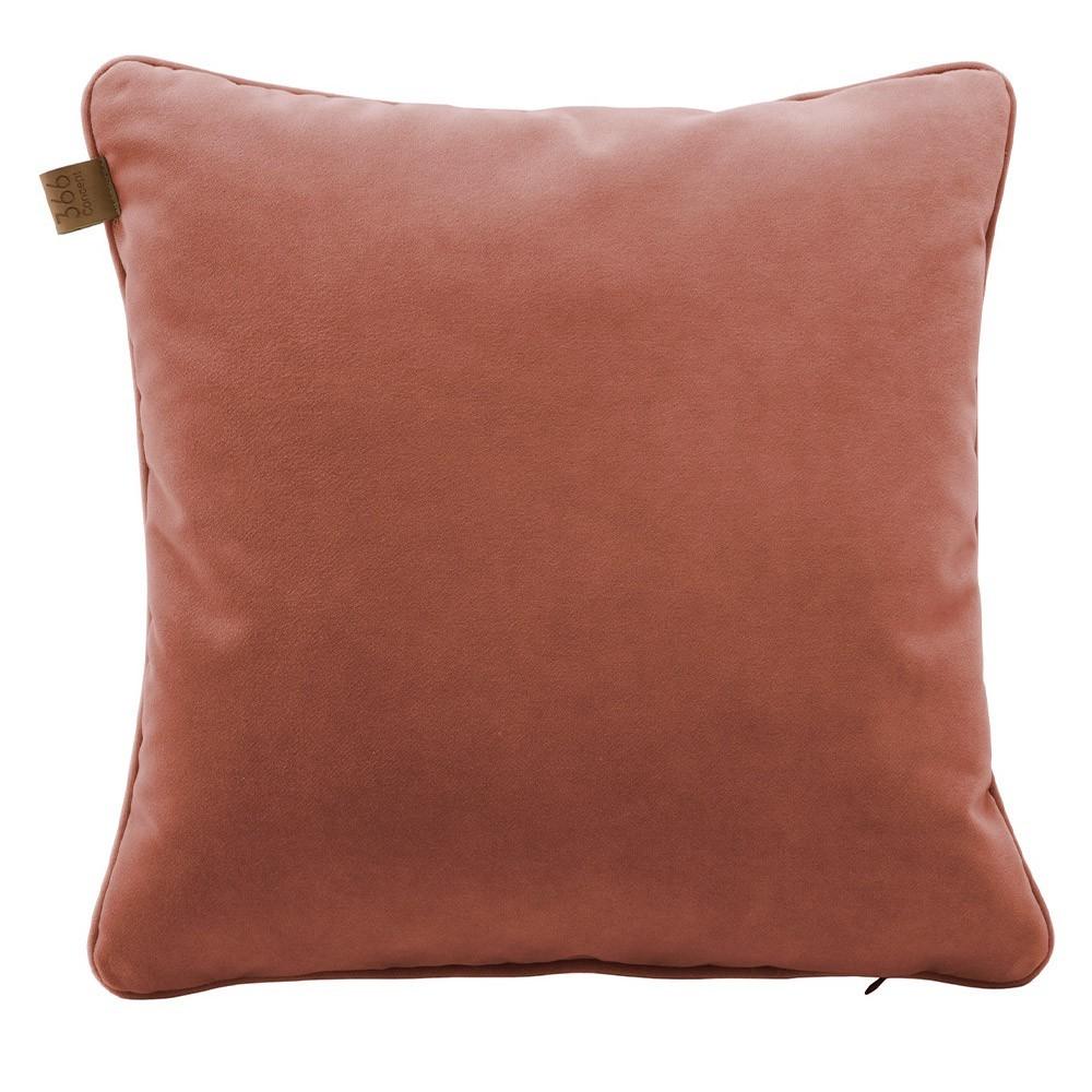 Chili pepper square cushion Velvet 366 Concept