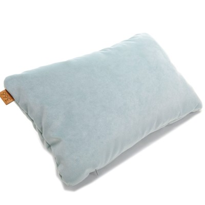 Mint rectangle cushion Velvet 366 Concept