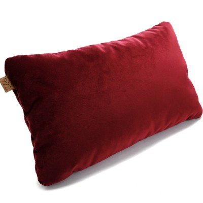 Merlot rectangle cushion Velvet 366 Concept