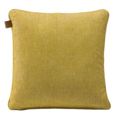 Coussin carré Loft moutarde 366 Concept