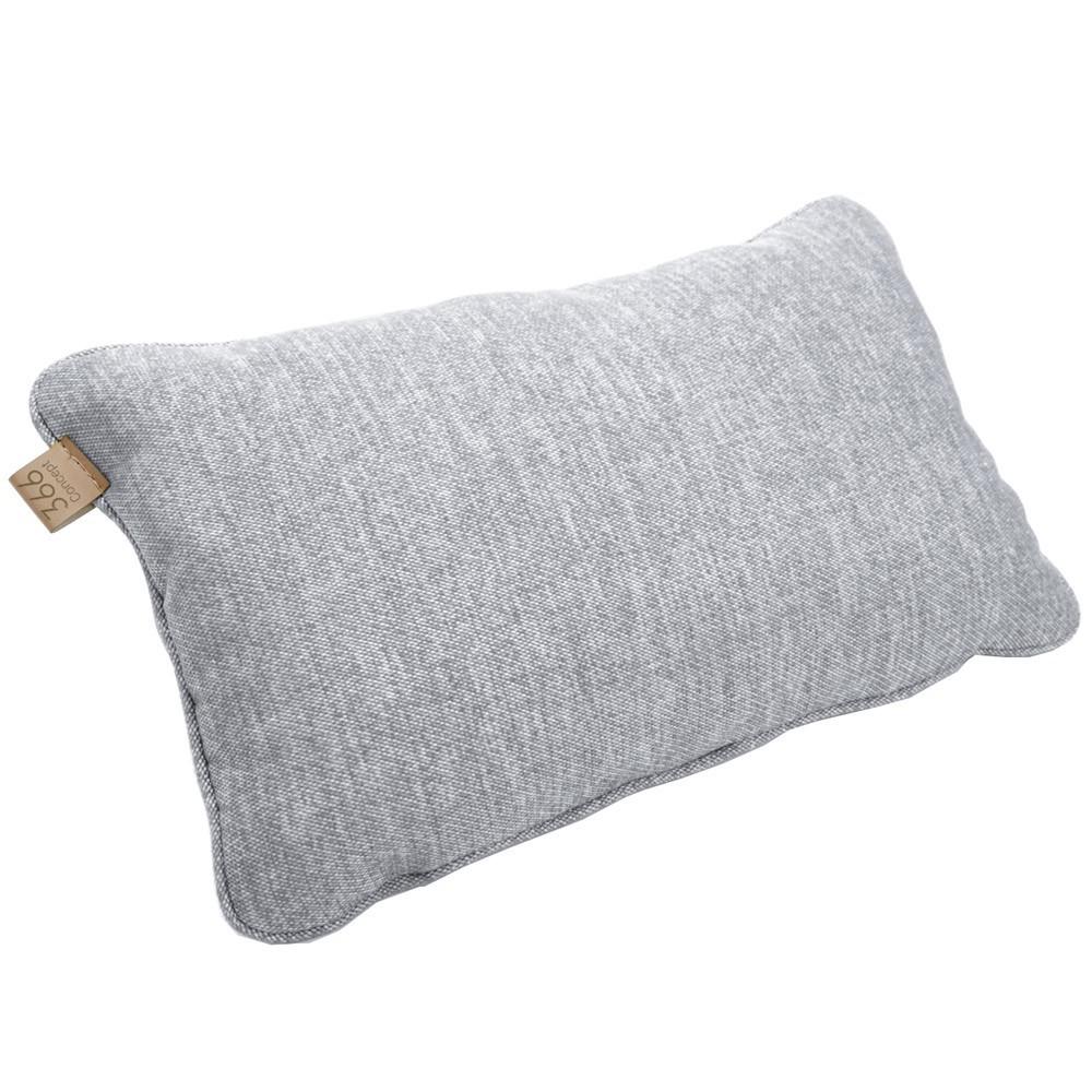 Silver rectangle cushion Loft 366 Concept