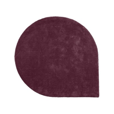 Stilla rug bordeaux S AYTM