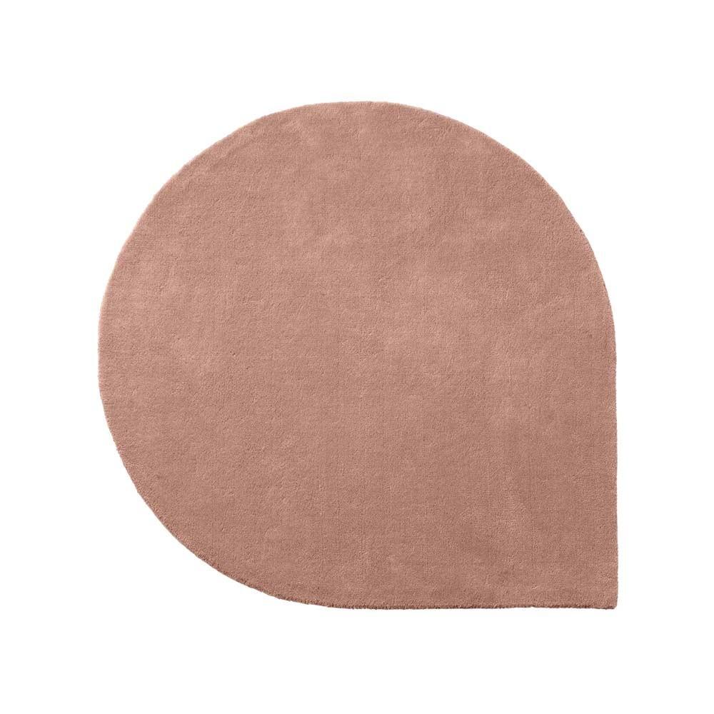 Stilla vloerkleed roze S AYTM