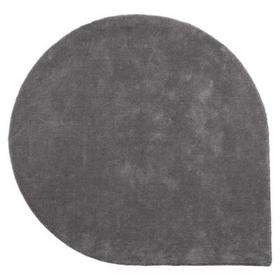 Stilla rug dark grey L AYTM