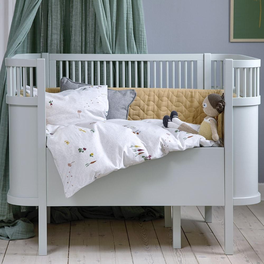 Sebra bed mist green Sebra