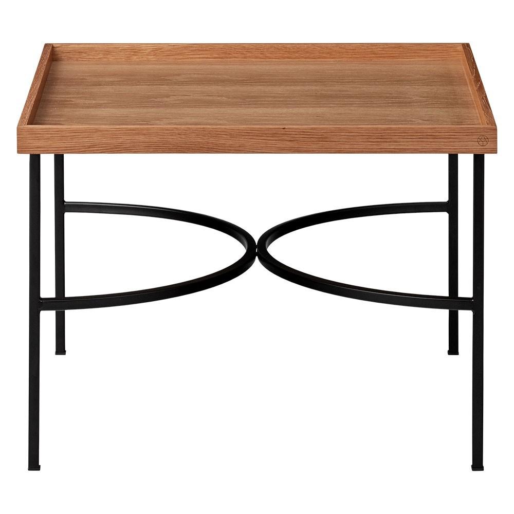 Unity table oak & black AYTM