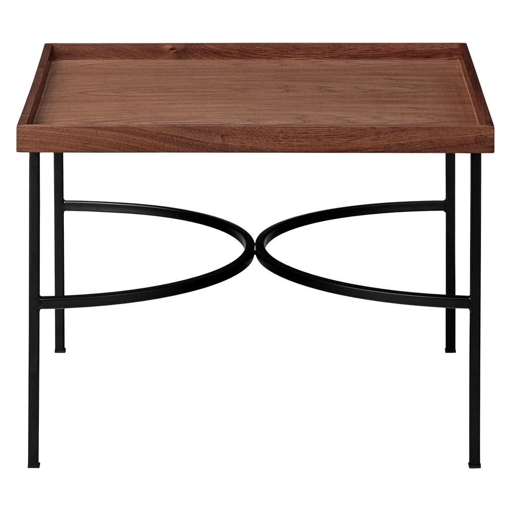 Unity table walnut & black AYTM