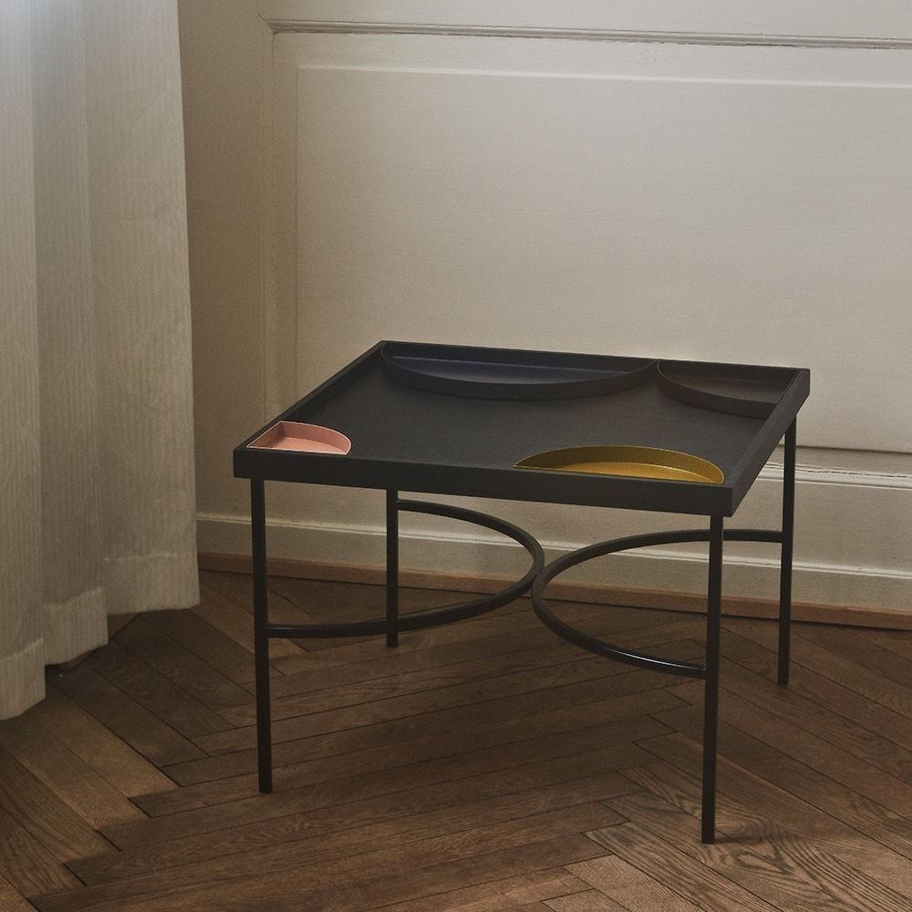 Unity tafel zwart & goud AYTM