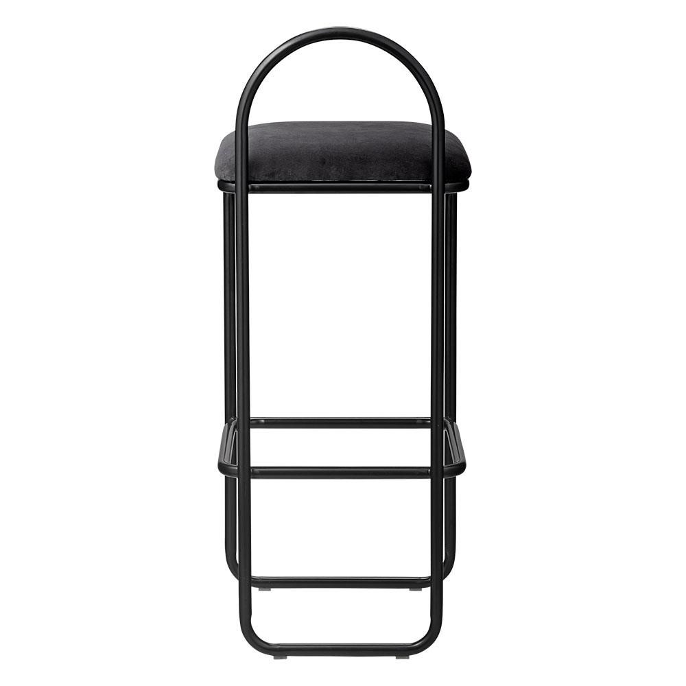 Angui bar chair anthracite 92 cm AYTM