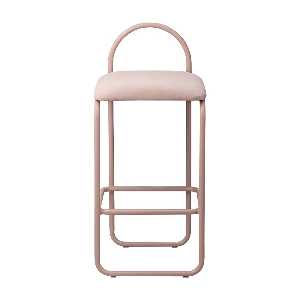 Angui barkruk roze 82 cm AYTM