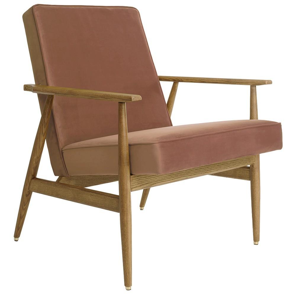 Fox armchair Velvet sierra 366 Concept