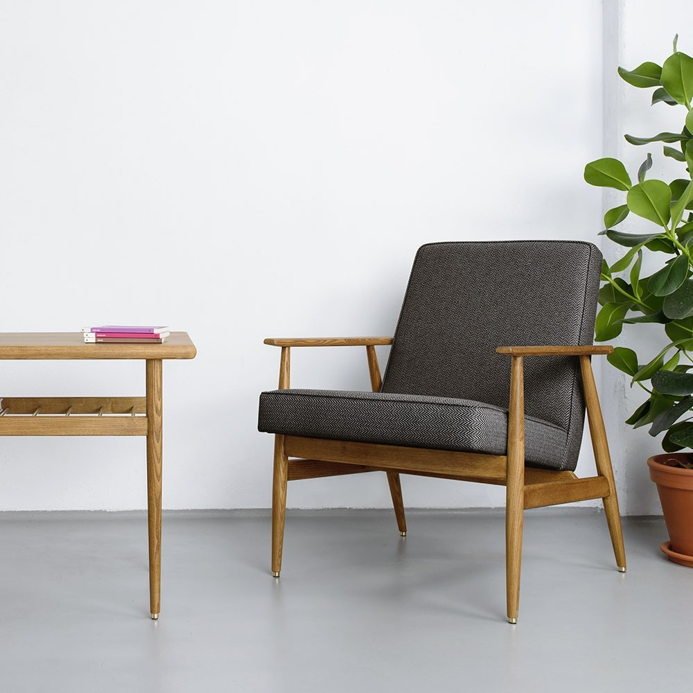Fox fauteuil Sierra fluweel 366 Concept