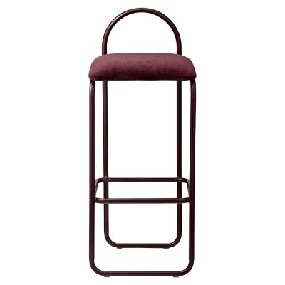 Angui bar chair bordeaux 92 cm AYTM