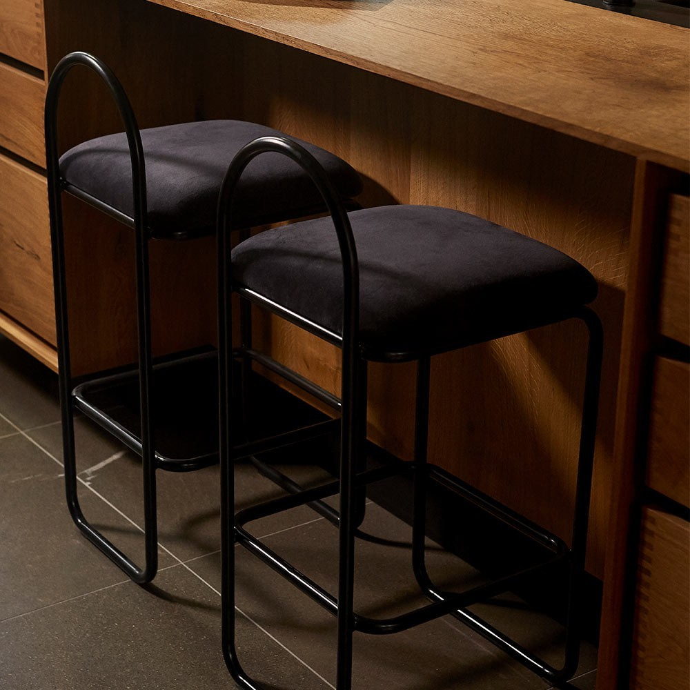 Angui bar chair forest 92 cm AYTM
