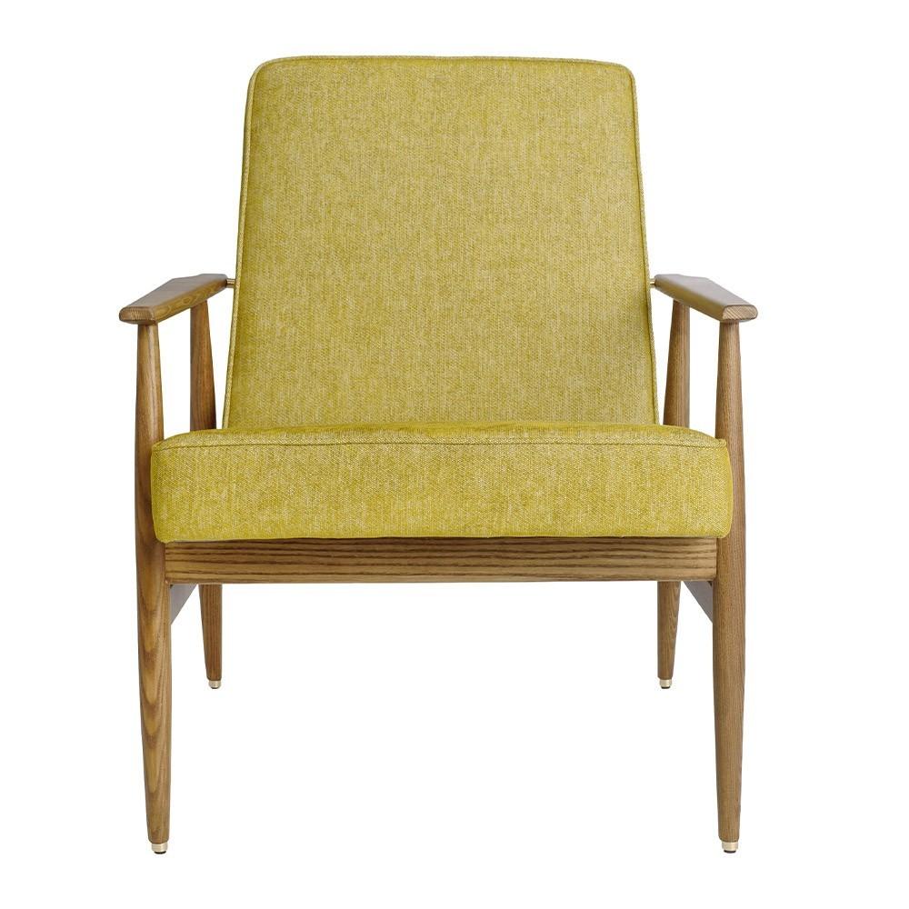 Fox Loft fauteuil mosterd 366 Concept