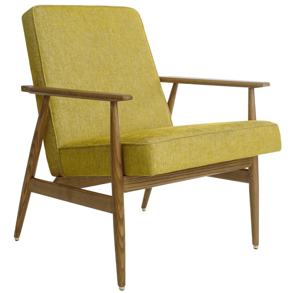 Fox Chair Loft mustard 366 Concept