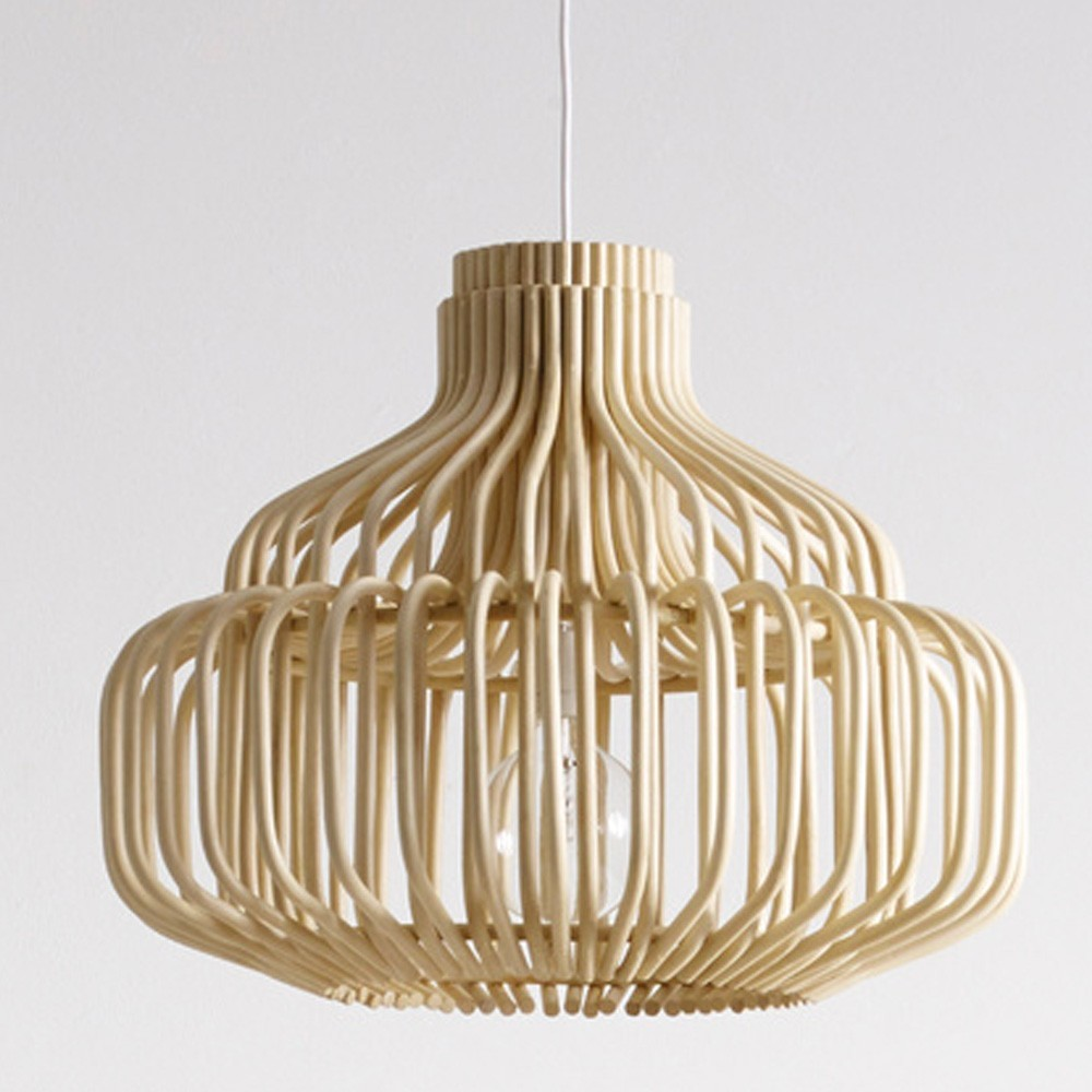 Eindeloze hanglamp naturel Vincent Sheppard