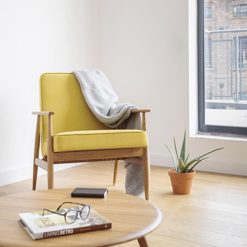 Fox Chair Loft grey 366 Concept