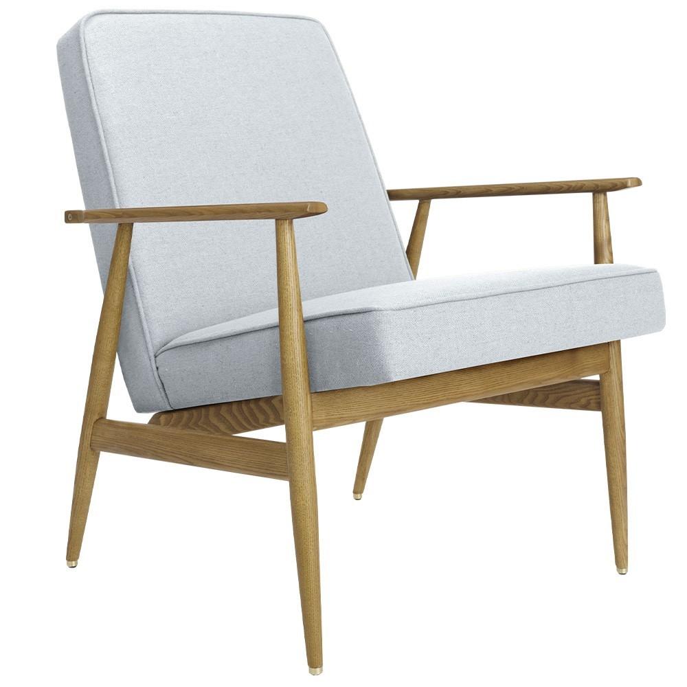 Fox Chair wool white & blue 366 Concept