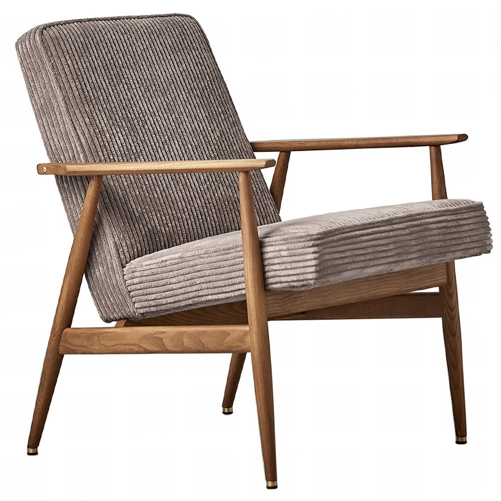 Fox Chair Cord taupe 366 Concept