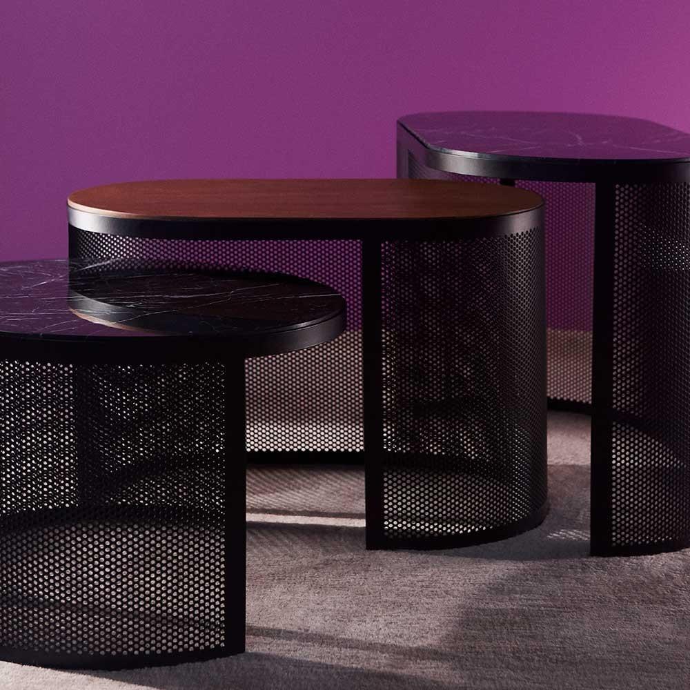 Pausillus coffee table marble S AYTM