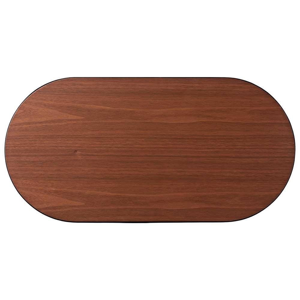 Pausillus coffee table walnut L AYTM