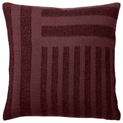 Contra cushion bordeaux AYTM
