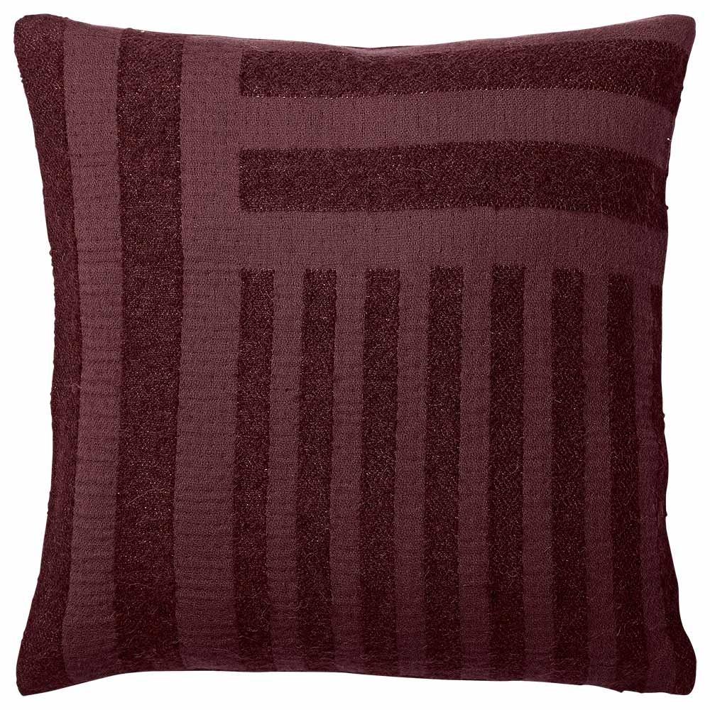 Contra cushion bordeaux AYTM