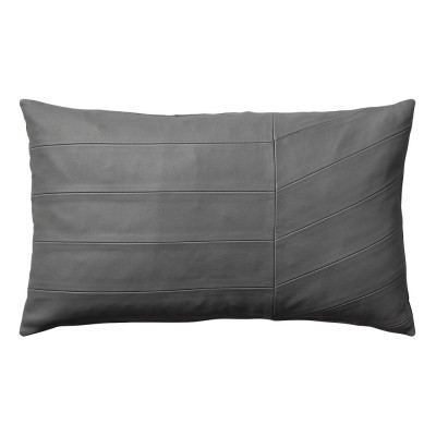 Coria cushion dark grey AYTM