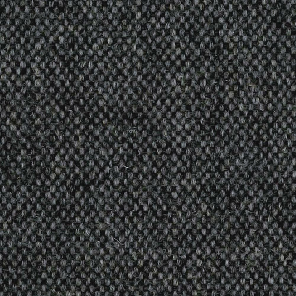 366 rocking chair Wool grey & black 366 Concept