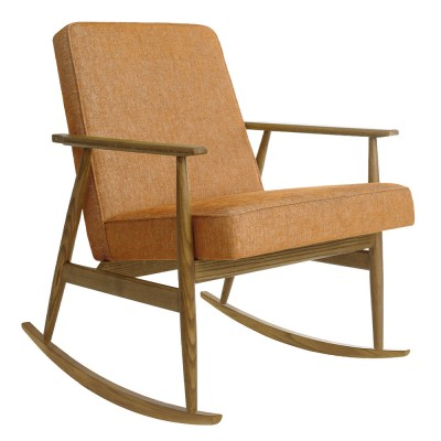 Fox rocking chair Loft mandarin 366 Concept