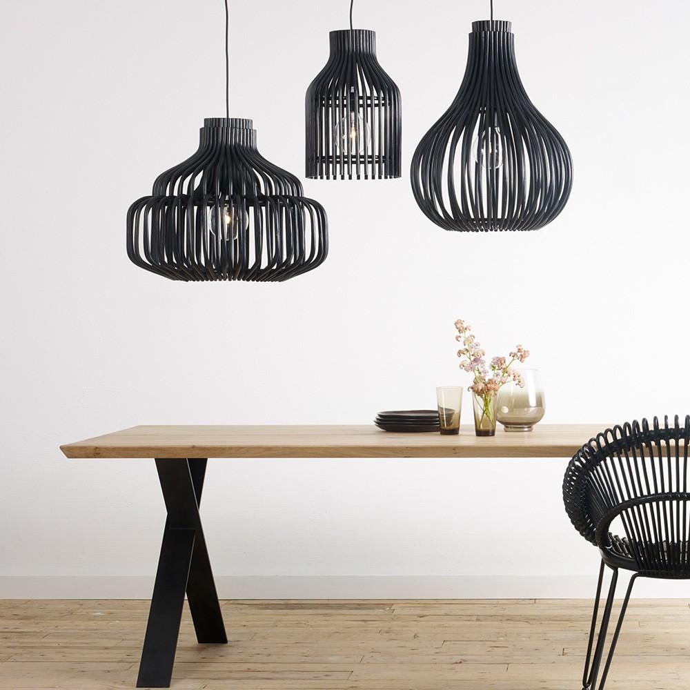 Bulb hanglamp zwart Vincent Sheppard
