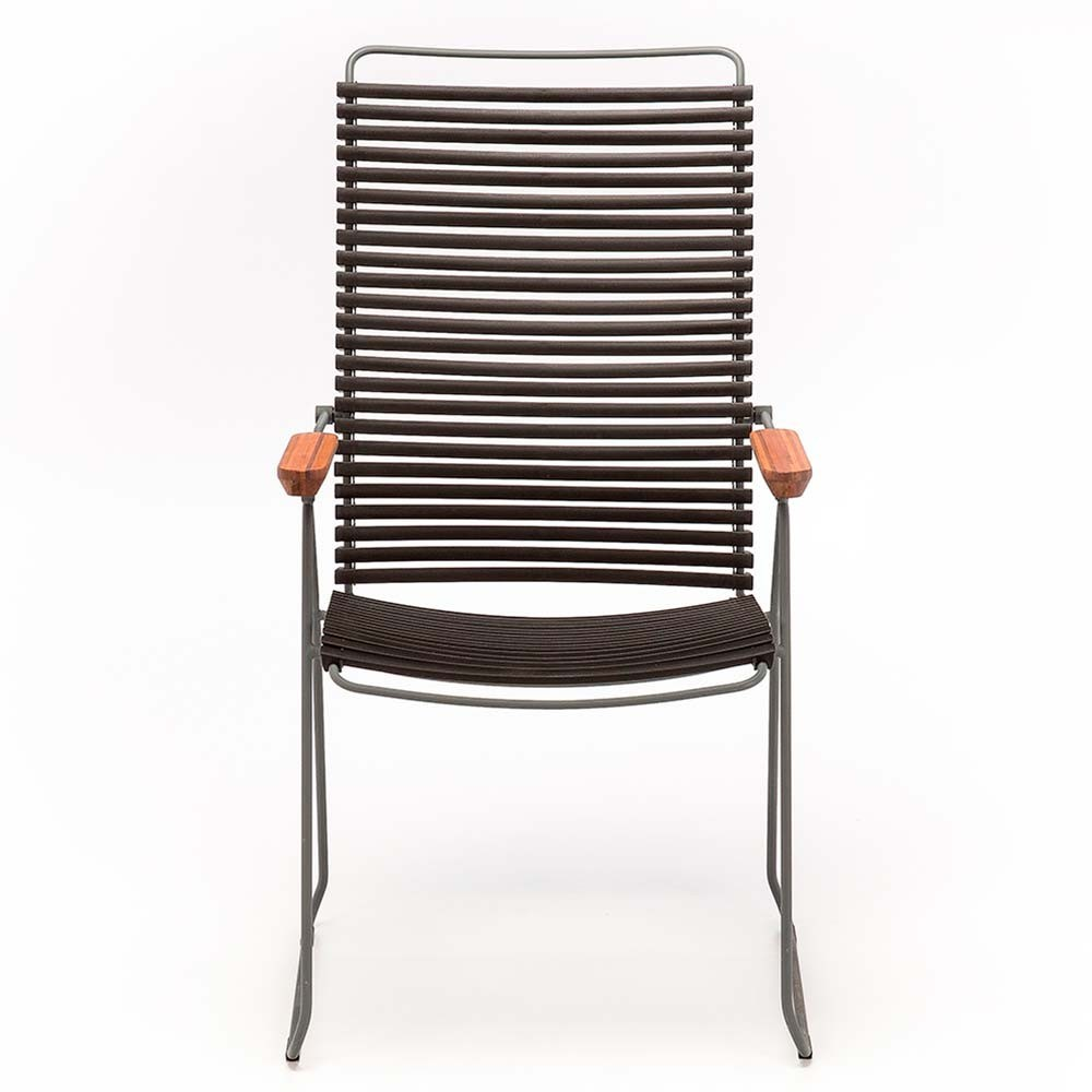 Click position chair white Houe