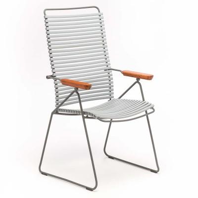 Chaise position Click gris Houe