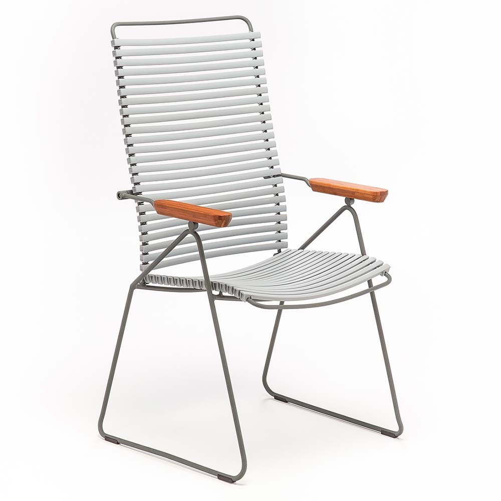 Click position chair grey Houe