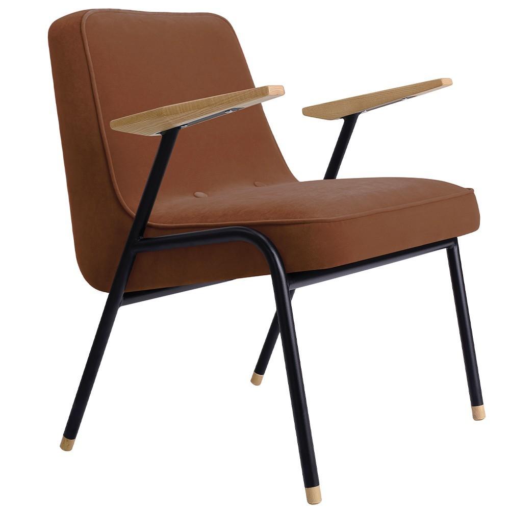 366 armchair Metal Velvet sierra 366 Concept