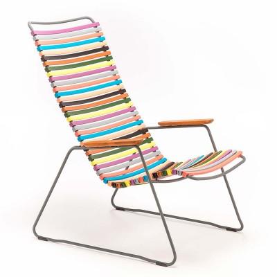 Click multi lounge stoel 1 Houe