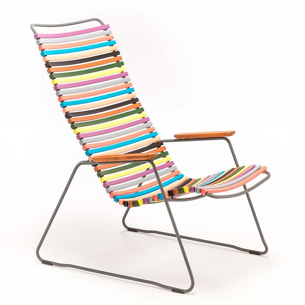 Click lounge chair multi 1 Houe