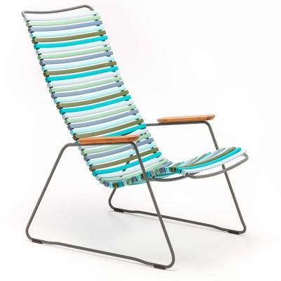 Click multi lounge stoel 2 Houe