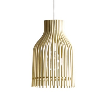 Suspension Firefly naturel