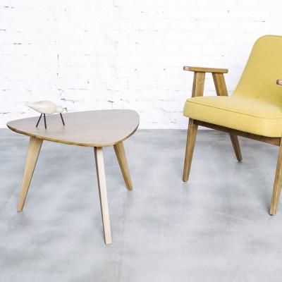 Driehoekige salontafel 366 S 366 Concept