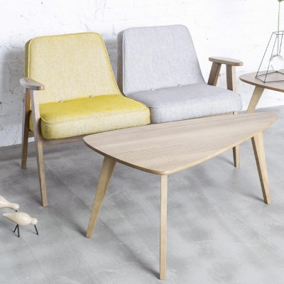 366 triangle coffee table M 366 Concept