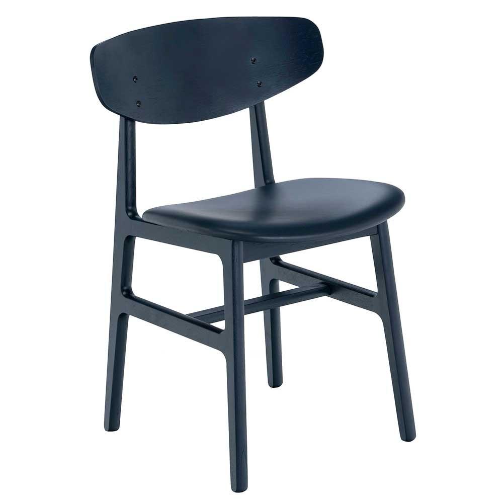 Siko chair royal blue Houe