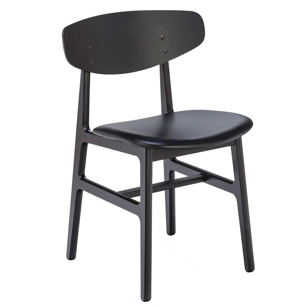 Siko chair black Houe