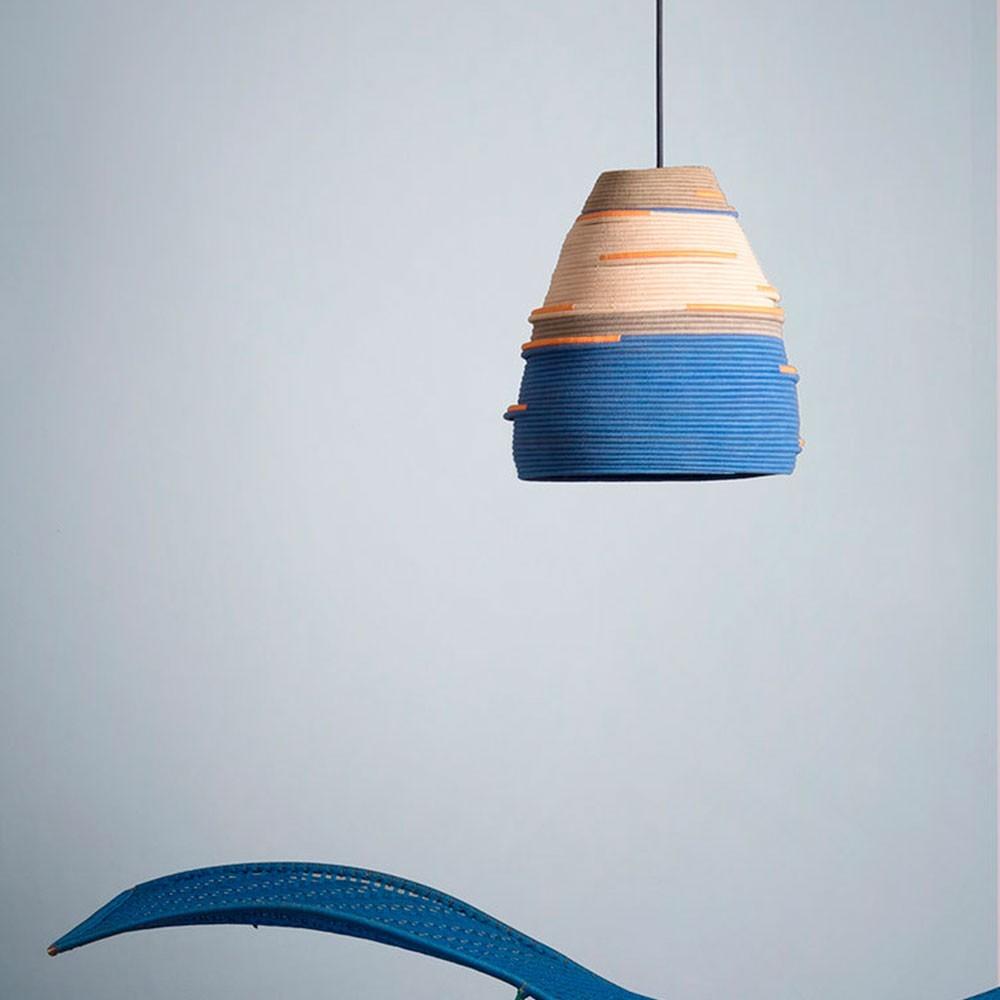 Oude pendant lamp A A K S