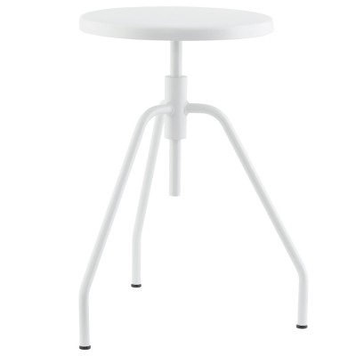 Stool Scarpa white House Doctor