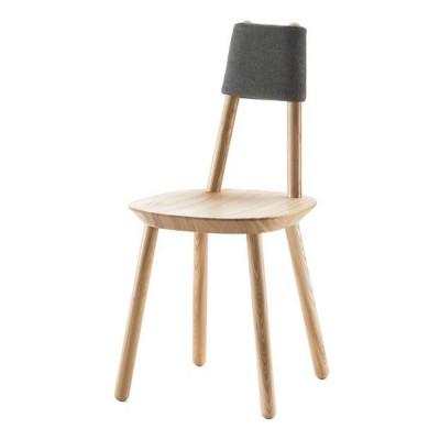 Naïeve stoel naturel essen Emko