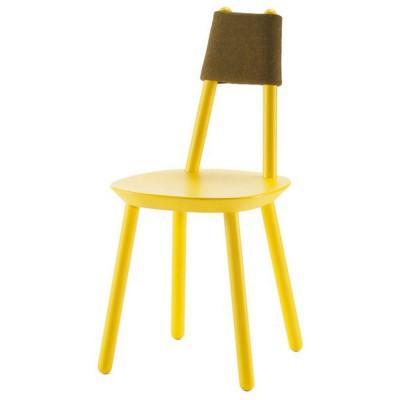 Naïeve gele stoel Emko